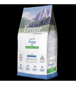 Evoque Puppy Mini Dziczyzna z jagnięciną Super Premium 8kg