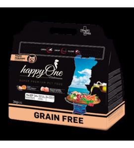 HappyOne Grain-Free Mediterraneum Small breed 3Kg