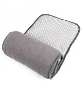 Kissen für Fensterbrett grau