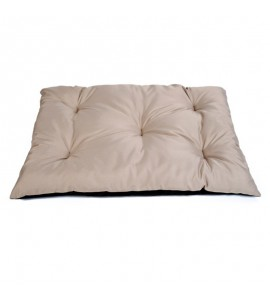 Khaki cushion